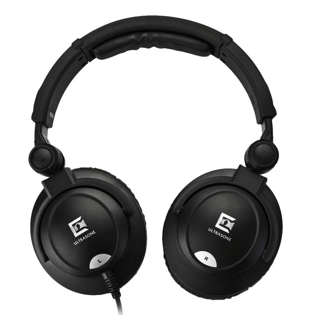 Ultrasone HFI-450 S-Logic Surround Sound Professional Closed-back Headphones with Transport Bag by Ultrasone