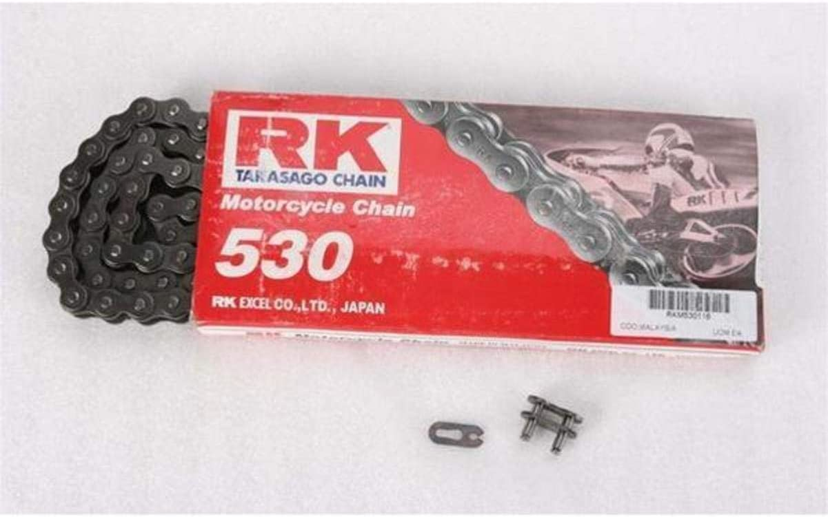 RK Motorcycle 530 MOTORCYCLE  CHAIN #* New
