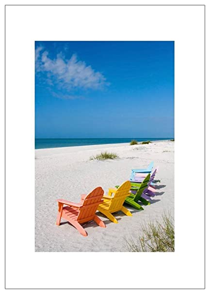 Amazon Com Nw Pitney Ink Life S A Beach Birthday Card 5 X 7