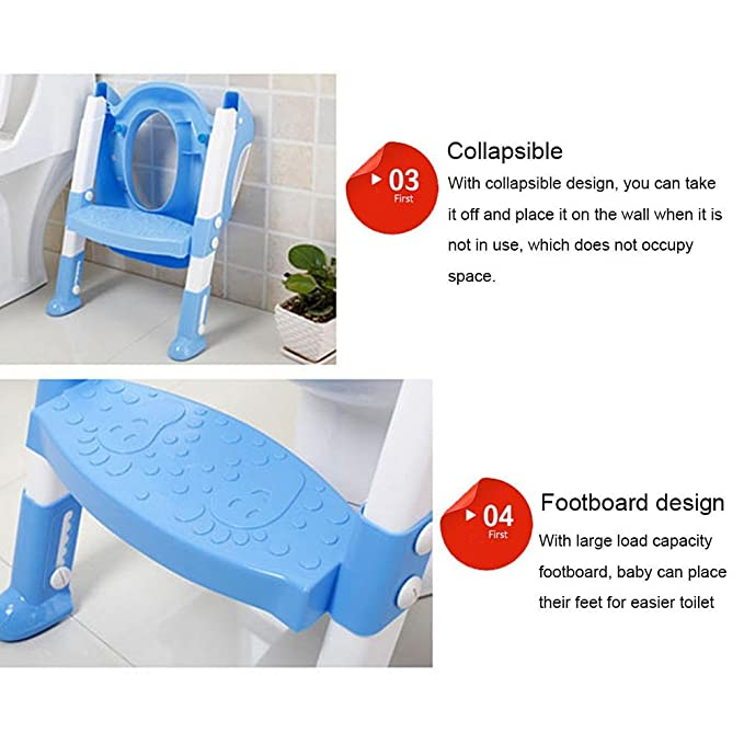 Super Potty Training Luerme Baby Squatting Toilet Stool Folding Beatyapartments Chair Design Images Beatyapartmentscom