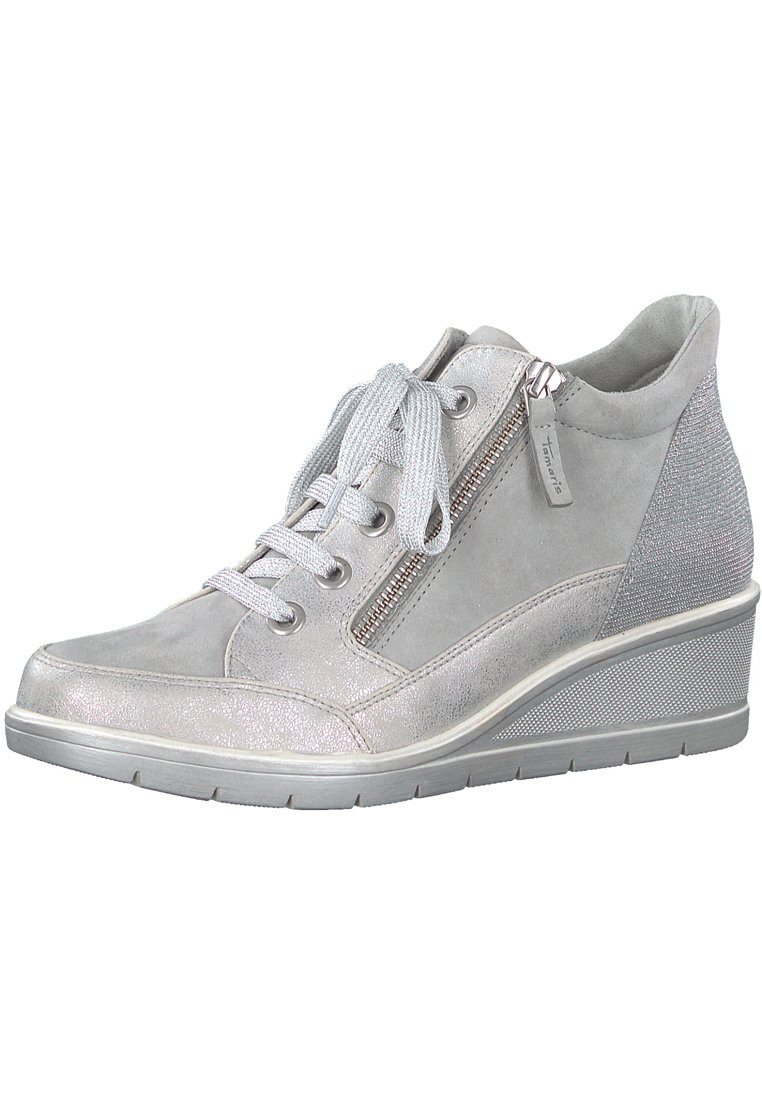 Tamaris 1-1-25233-20 - Zapatos de Cordones Para Mujer 38 EU|gris