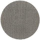 Silverline 783379 Lot de 10 Disques abrasifs treillis auto-agrippant 225 mm grains Assortis
