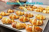 Bakeware Set - 2 Aluminum Sheet Pan - Half Size