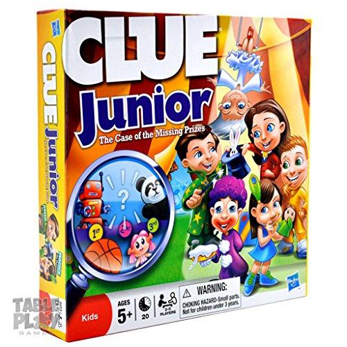 Clue Junior Board Game - 7