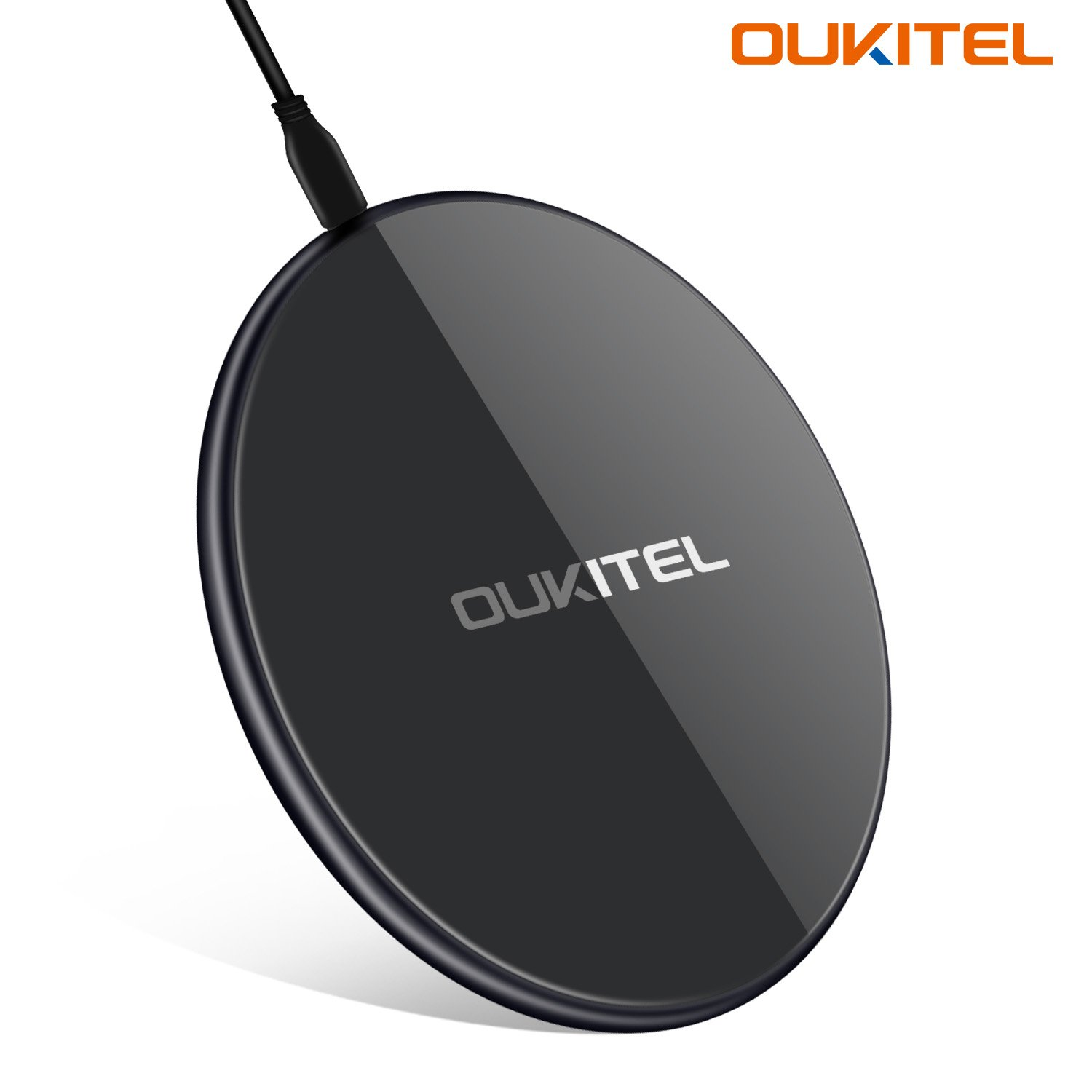 Amazon com: OUKITEL Wireless Charging Pad, Qi-Certified