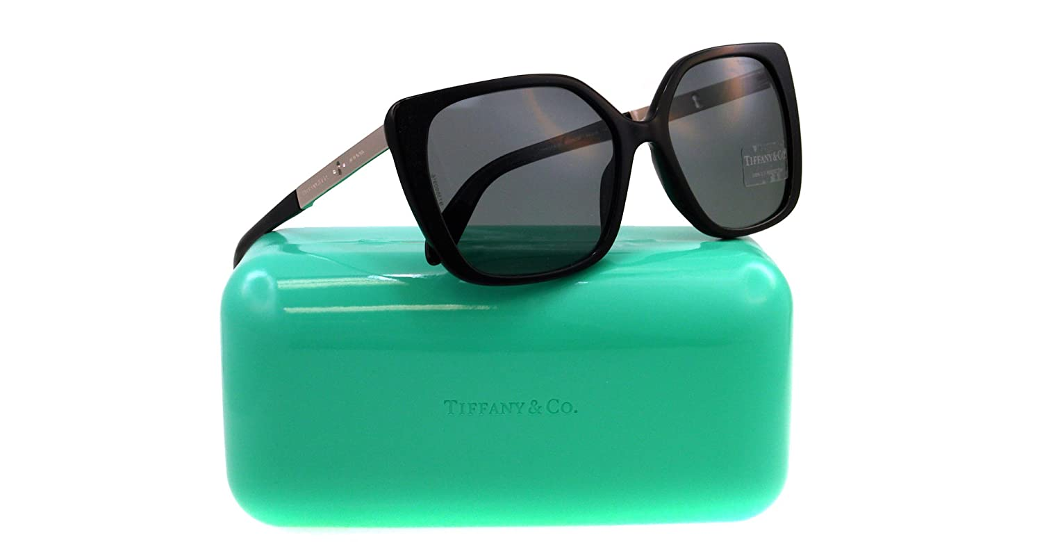 Gafas de Sol Tiffany & Co. TF4074B BLACK GRAY: Amazon.es ...