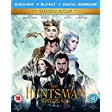 The Huntsman: Winter's War [Blu-ray 3D + Blu-ray]