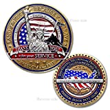 Military Appreciation Challenge Coin · Armed Forces Thank You challenge Coin · Freedom challenge Coin
