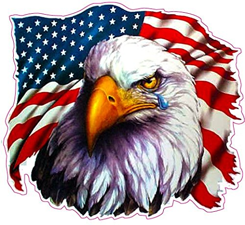American-Flag-Eagle-Crying-Decal-5-Free-Shipping-from-the-United-States