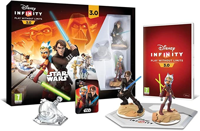 Disney Infinity 3.0 - Star Wars: Starter Pack (Incluye Figura ...