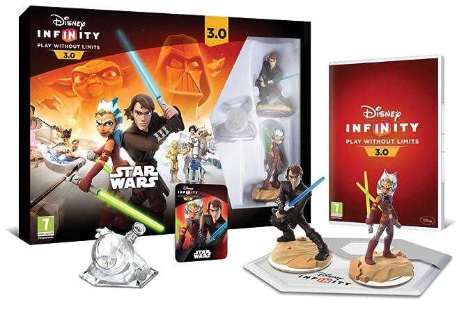 Disney Infinity 3.0 - Star Wars: Starter Pack (Incluye ...