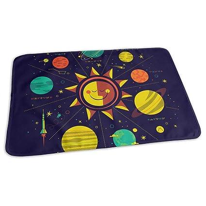 Amazon.com: G-Fulling Solar System Fashion Portable Baby ...