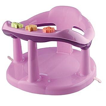 Aquababy Pink Bath Seat: Amazon.co.uk: Baby