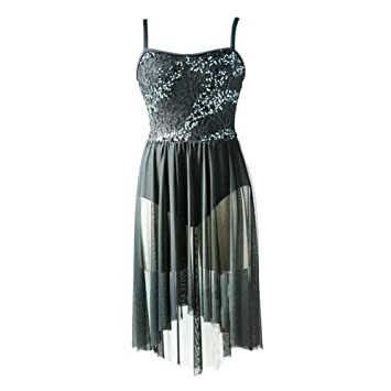 Newdance Nt16004 Contemporary And Lyrical Dance Costumes Dresses