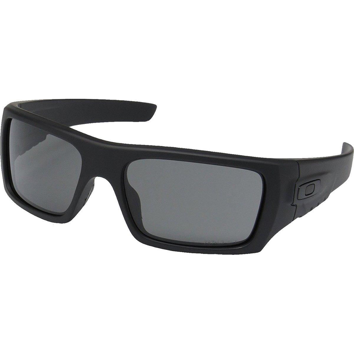 Oakley Det Cord >> Amazon Com Oakley Men S Oo9253 Det Cord Rectangular Sunglasses