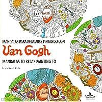 Mandalas Para Relajarse Pintando Con Van Gogh