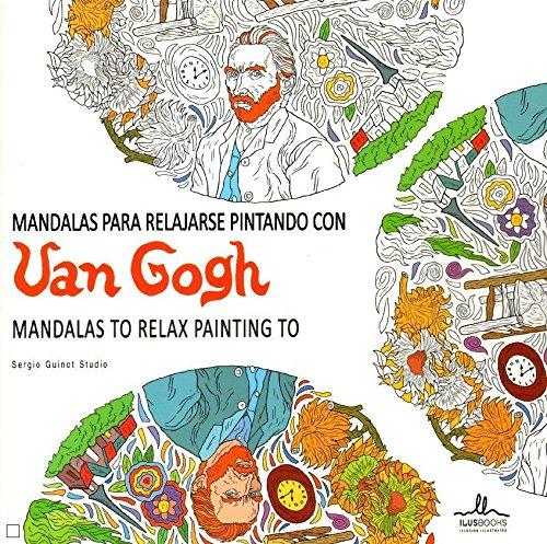 Descargar libro mandalas para relajarse pintando con van gogh online libreriamundial - Libros para relajarse ...