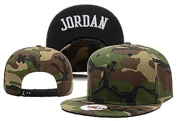 ec6153fef82742 ... cheap camouflage jumpman air jordan cap mit schwarz logo 8f107 d7f43