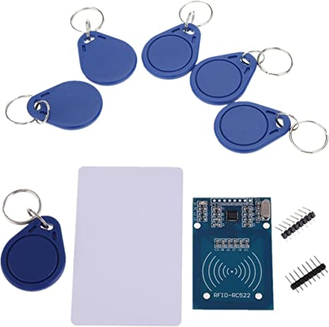3Pcs RC522 Chip IC Card Induction Module RFID Reader NEW