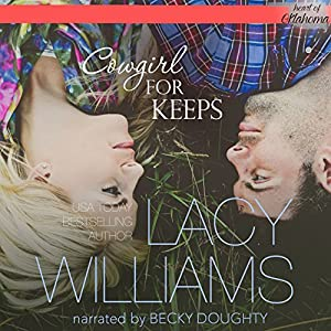 Cowgirl for Keeps Audiobook