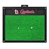 Fanmats 15442 St. Louis Cardinals Golf Hitting Mat