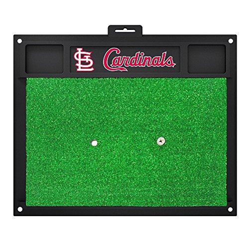 FANMATS 15442 St. Louis Cardinals Golf Hitting Mat