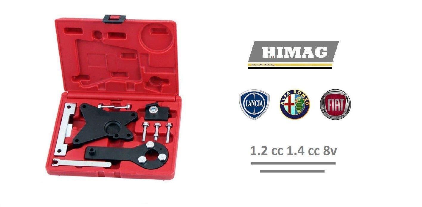 H.I.M.A.G Dettagli su Messa in Fase Motori Benzina Euro V VI Fiat Alfa Lancia Motori 1.2 1.4 8v