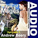 The Ways of Mages: Book 1 Audiobook by Andrew Beery Narrated by LC Kane