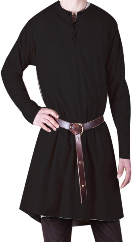 Medieval Tunic renaissance Larp Shirt SCA Costume Cosplay