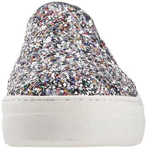 Steve Madden Womens Gracious Sneaker Multi