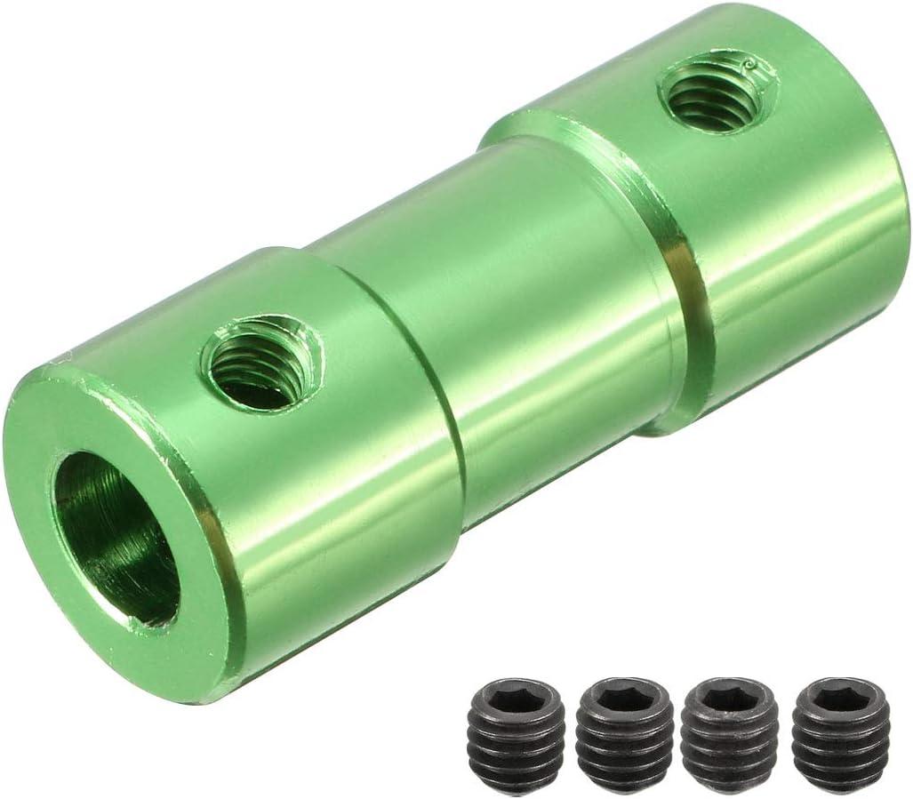 Adaptador de conector de acoplador de eje para motor de avi/ón a control remoto L20XD9 Sourcingmap