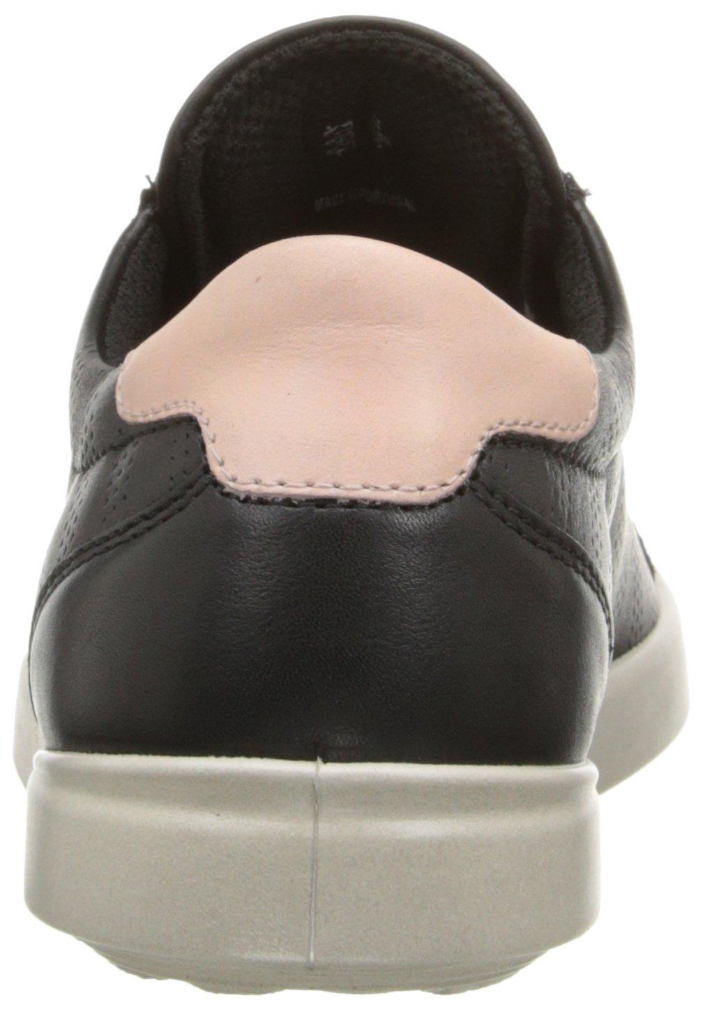 ECCO Aimee, 59642) Scarpe da Ginnastica Donna Nero(black/Silver Pink 59642) Aimee, 32ad6c