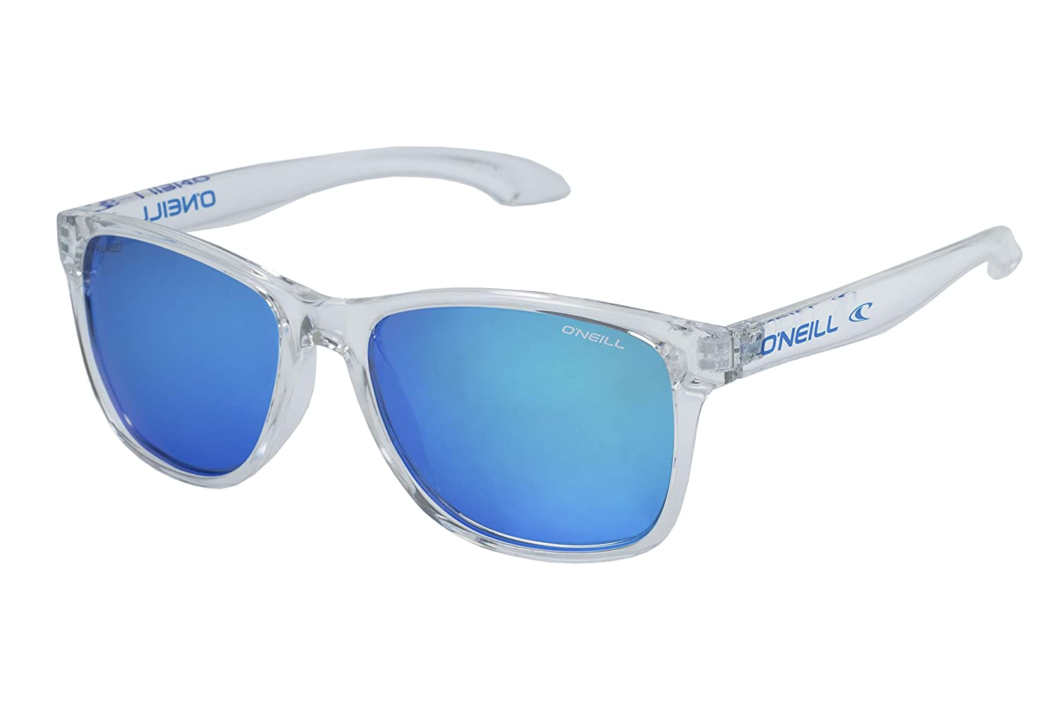 Oneill ONS Offshore Polarised Sunglasses - Crystal Clear/Blue Revo ...