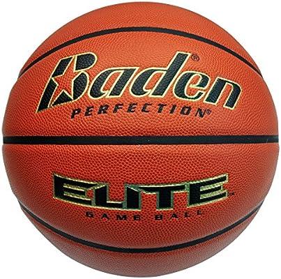 Baden Elite Match - Pelota de Baloncesto, tamaño 6: Amazon.es ...