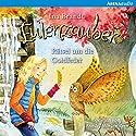 Rätsel um die Goldfeder (Eulenzauber 5) Hörbuch von Ina Brandt Gesprochen von: Friedel Morgenstern