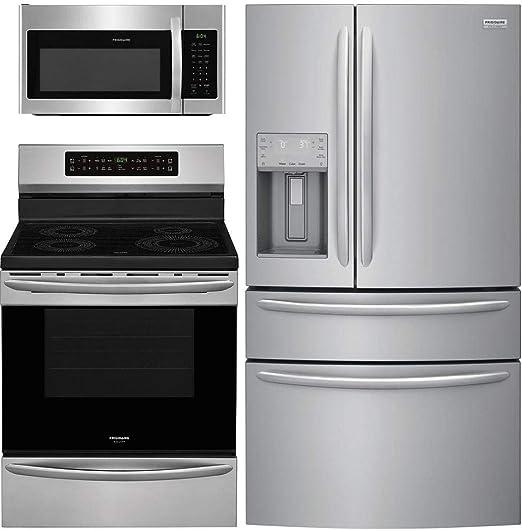 Amazon.com: Frigidaire 3 piezas de electrodomésticos de ...