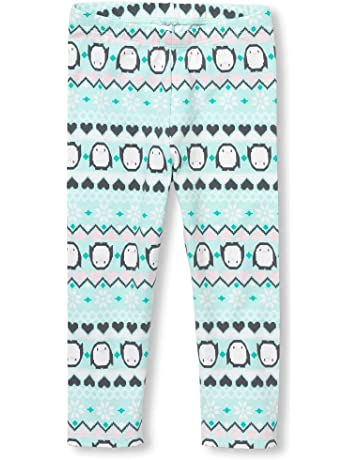 0040d5e1df35f5 The Children's Place Baby Girls' Printed Leggings