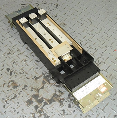 GE 3-POLE, 600VAC, 600A SPECTRA SERIES CIRCUIT BREAKER MODULE AMC3GM MODEL 1