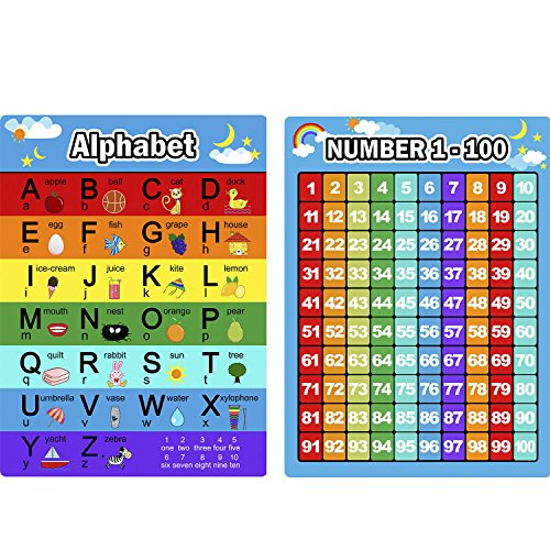 number chart for toddlers - 3