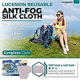 Anti-Fog Cloth - Anti Fog Silk Cloth to Prevent