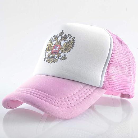 sdssup Gorra de béisbol de Malla para Hombre y Mujer Color Rosa ...