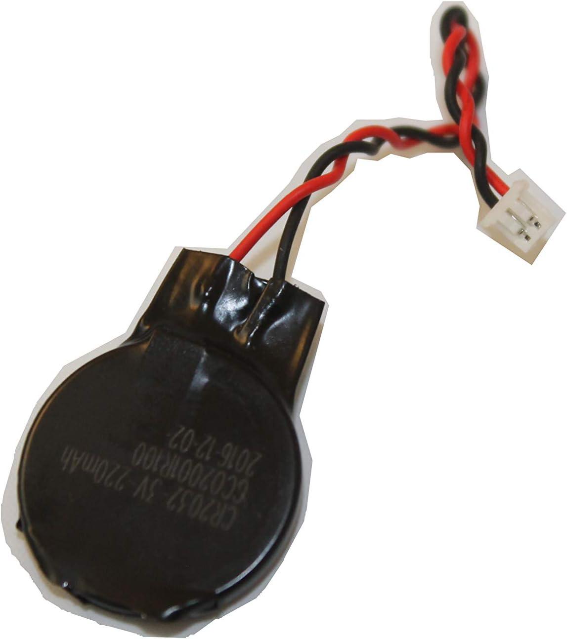 GC02001R100 Genuine Original Inspiron 15 5567 CR2032-3V-220mAh CMOS Battery