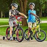 "Huffy 18"" MotoX Boys Bike, Yellow"
