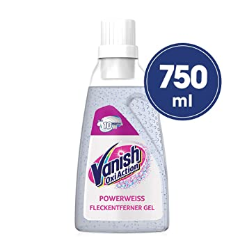 Vanish Oxi Action Gel Powerweiß - Gel para el pelo, 750 ml ...