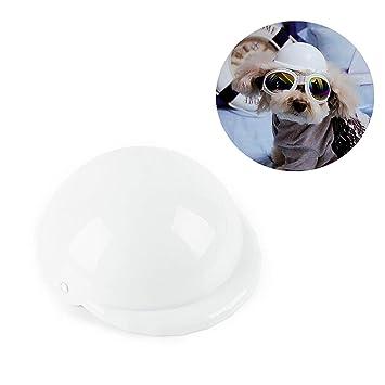 Sombreros,MyTop Casco de Moto Para Perros Plá ...