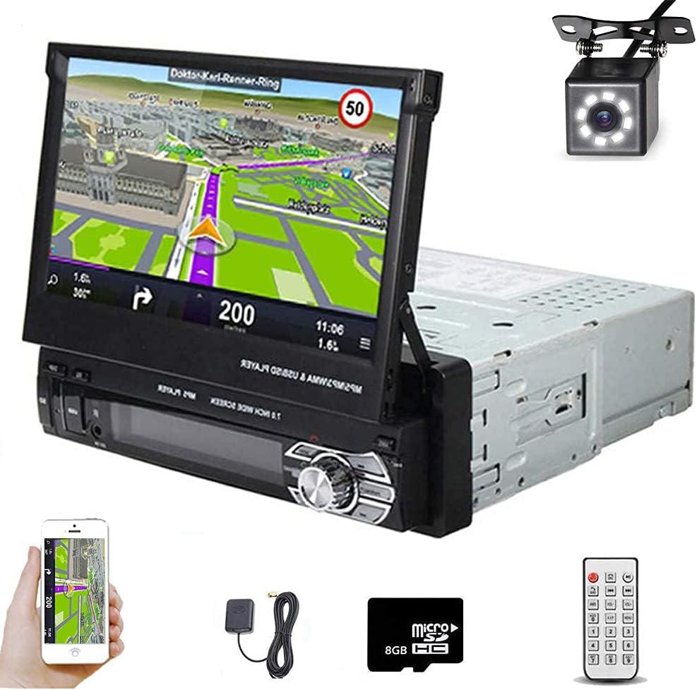 Unitopsci Store Single DIN Car Stereo