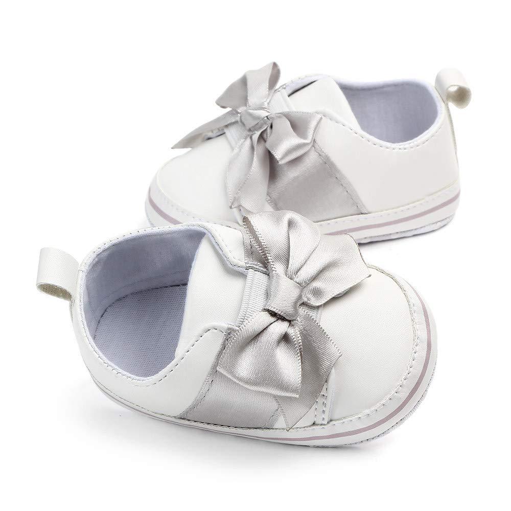 ALIKEEY Linda Bebé Niñas Recién Nacidos Bebé Arco Casual ...