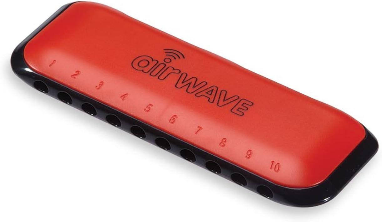 Suzuki AW1R - Armónica para niños, color rojo