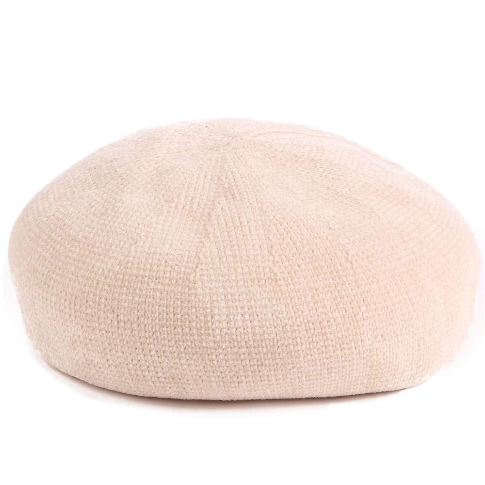 Dig dog bone Womens Beret Artist Hat Hat Casual Pumpkin Hat Beret Winter Warm and Soft
