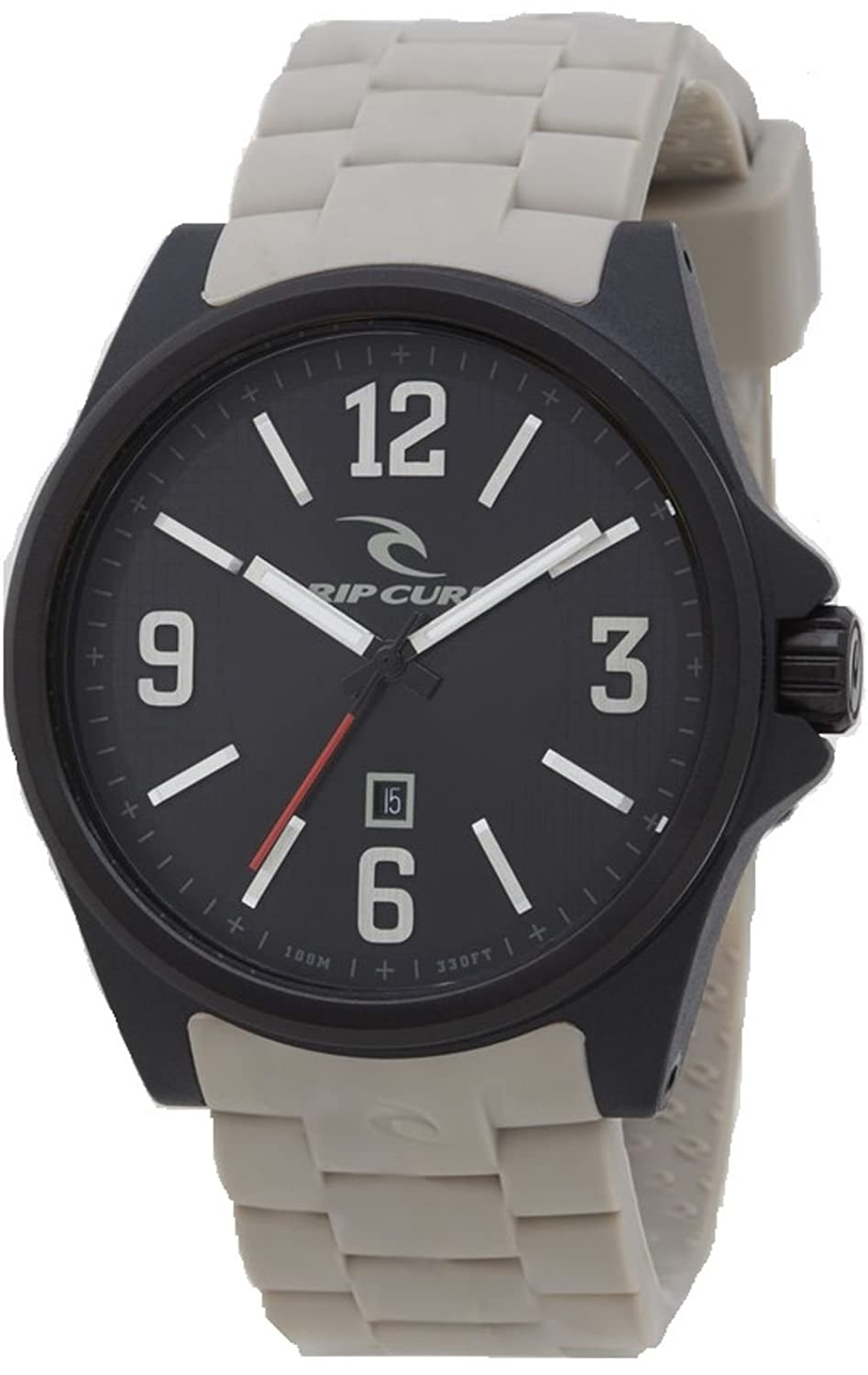 Rip Curl COVERT GUNMETAL - MAN - Color: DESERT - Size: TU